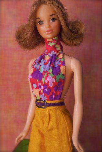 Barbie - Quick Curl Kelley Barbie