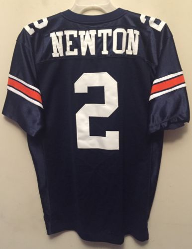 Under Armour Auburn Tigers  2 Cam Newton Stitched Football Jersey Youth XL e2fccba9c