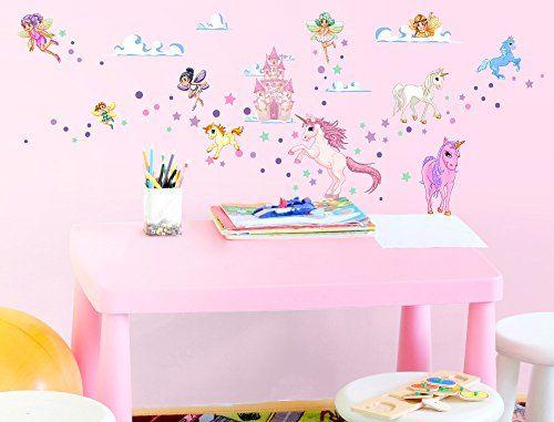 I-love-Wandtattoo WAS-10030 Wandsticker Kinderzimmer \