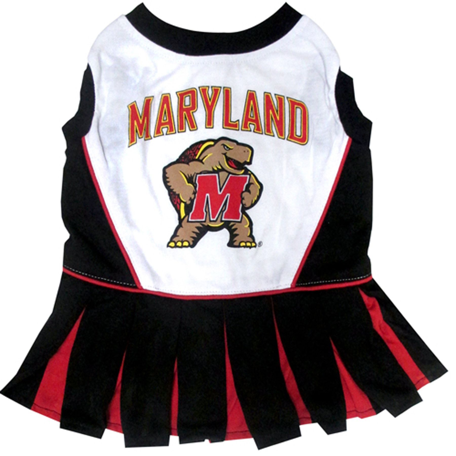 a6627cd29 Maryland Terrapins Cheerleading Outfit