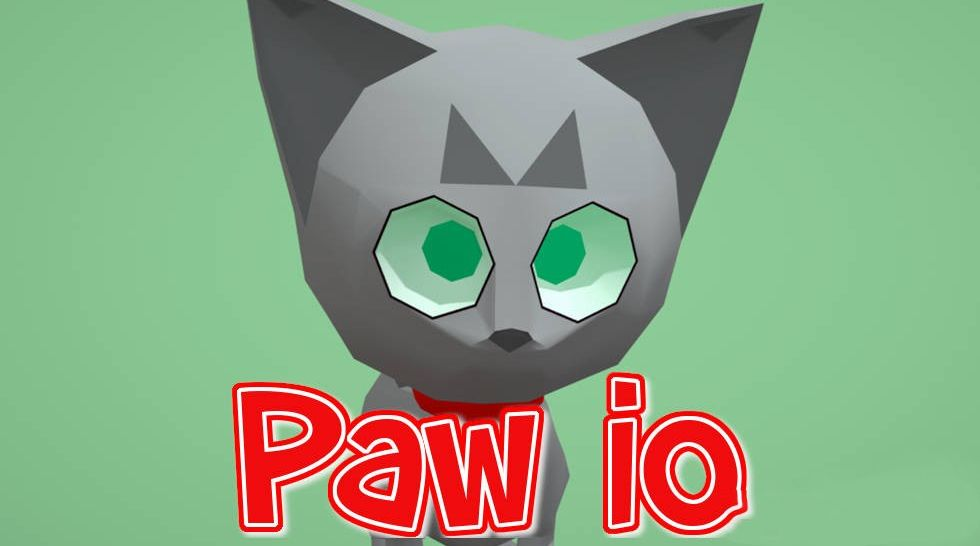 Play Paw Io Free In 2021 Kitty Games The Game Is Over Great Cat