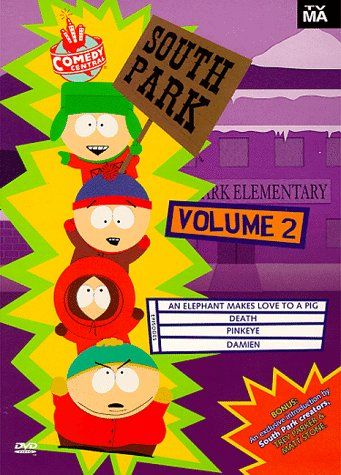 South Park Vol 2 Niftywarehouse Com Niftywarehouse Geek