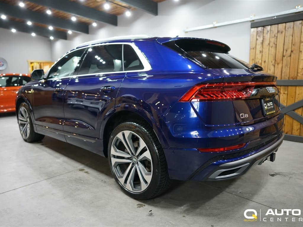 Used Audi Q8 For Sale In Louisville Ky Cargurus In 2020 Used Audi Audi Louisville