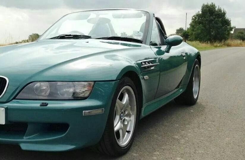 BMW Z3 M Roadster evergreen BMW Roadsters & Coupes Bmw