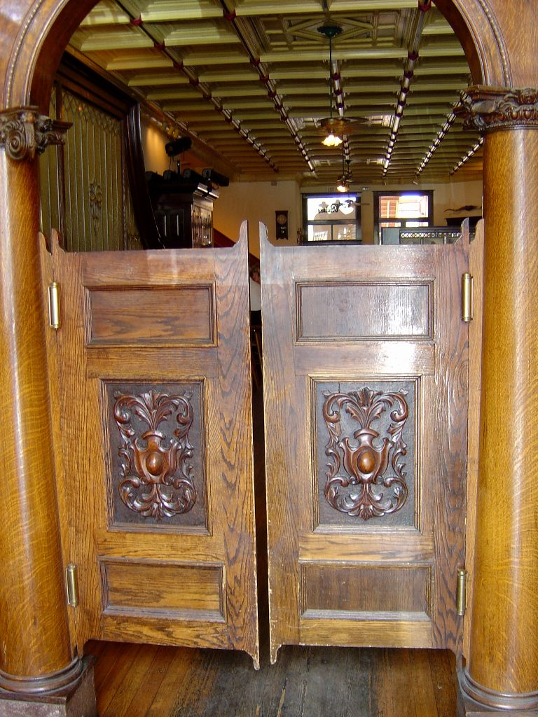 Album: 2004-04-Road-Trip: saloon doors - Saloon Swing Doors Saloon Doors Pinterest Swings, Doors And