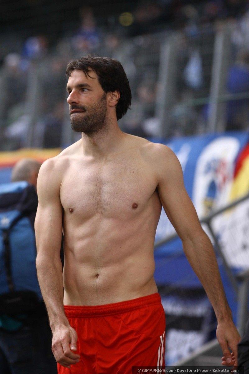 naked Van nistelrooy