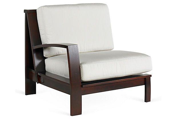 One Kings Lane - Century Outdoor Furniture - Zen Left Sectional