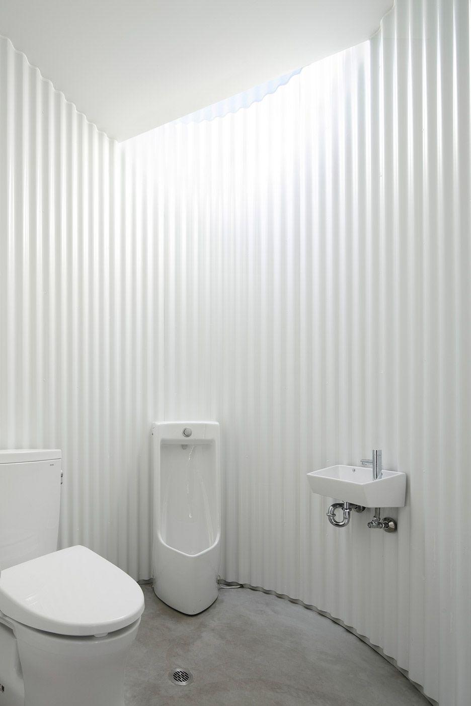 Isemachi Public Toilet by Kubo Tsushima Architects | Interiors ...
