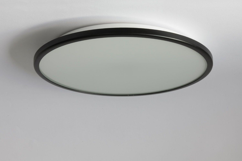 Sehr flache Design Deckenleuchte aus Schweden: DISC Ø 40 cm