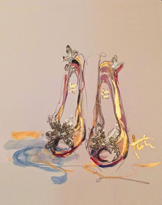 Inspiration Wednesday: Cinderella Blue