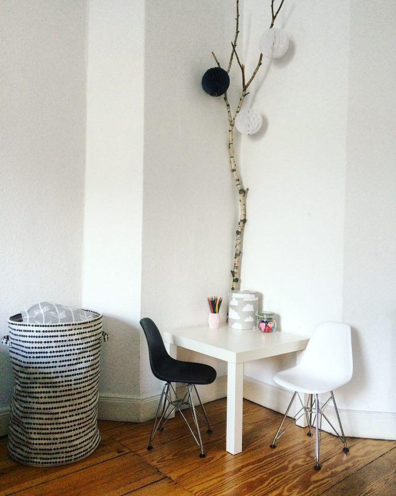 Birkenstamm Deko Kinderzimmer … | wood | Birke…