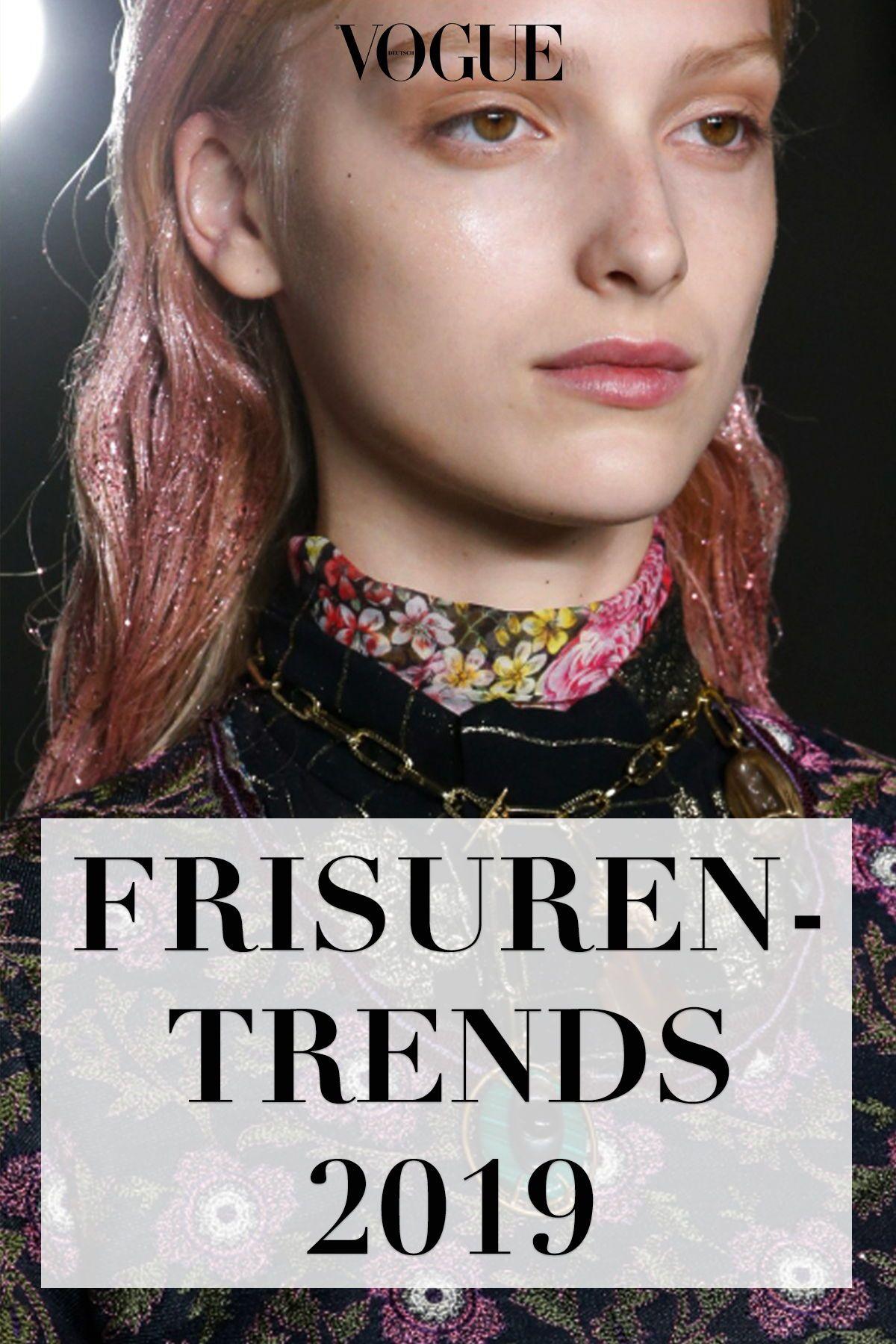 Frisurentrends 2020 Die Funf Wichtigsten Haar Looks Frisuren Trend Frisuren Frisurentrends