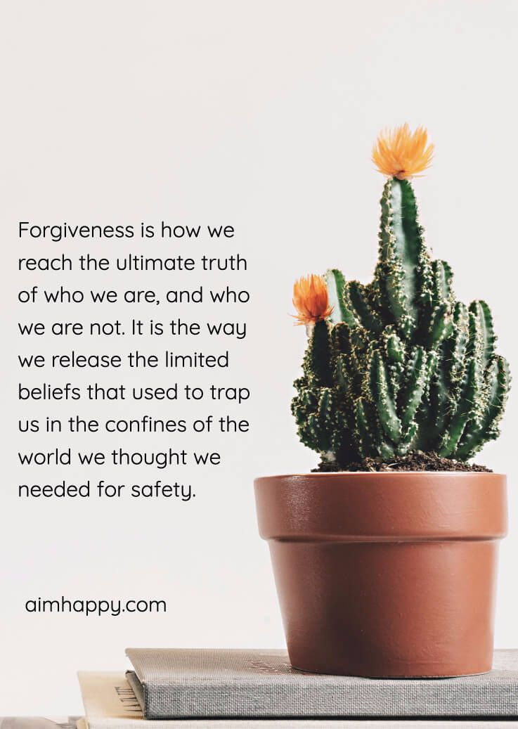 The True Healing Power Of #forgiveness Resides Within, Dormant Until We  Consciously Awaken Its
