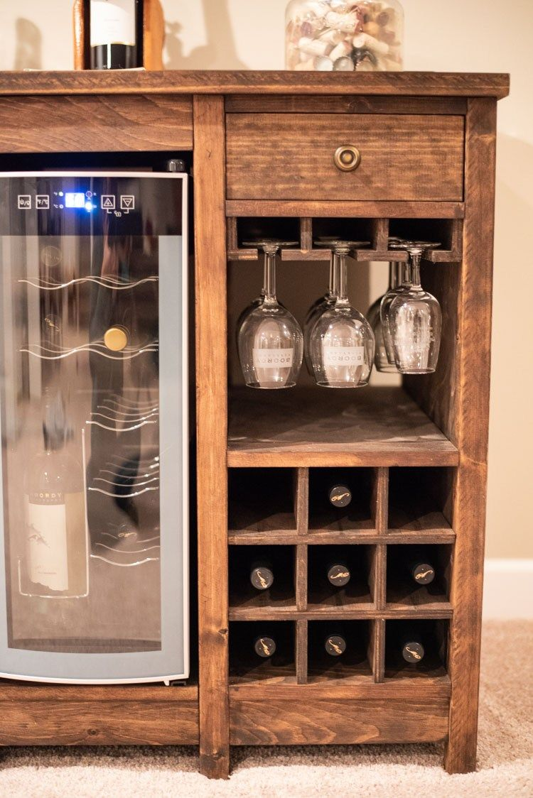 Sensational Wine Cooler Cabinet Chisel Fork Diy Projects From Blog Best Image Libraries Sapebelowcountryjoecom