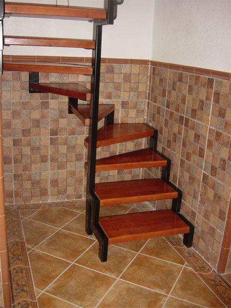 Escaleras caracol buscar con google muebles de madera - Escalera caracol de madera ...