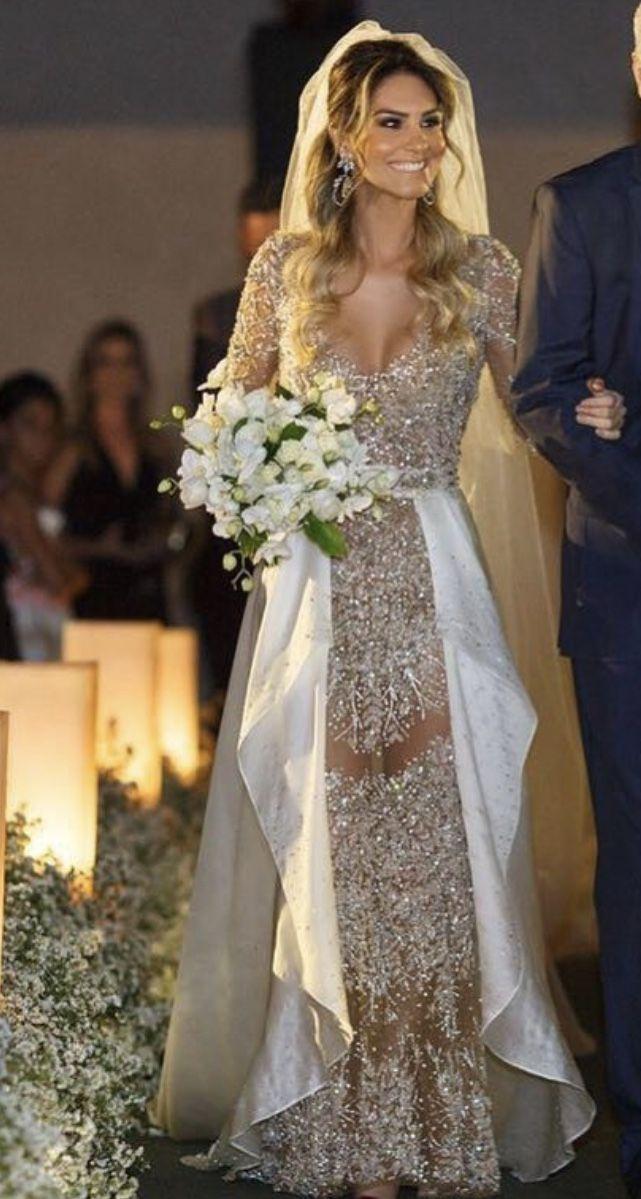 Épinglé par Sylvia Mattiello sur Robes de mariée Robe et