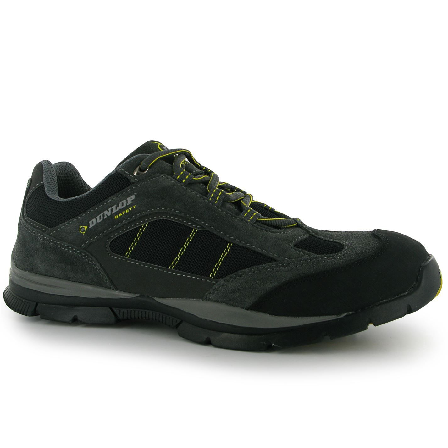 Dunlop Safety Iowa Mens Steel Toe Cap Safety Shoes Mens