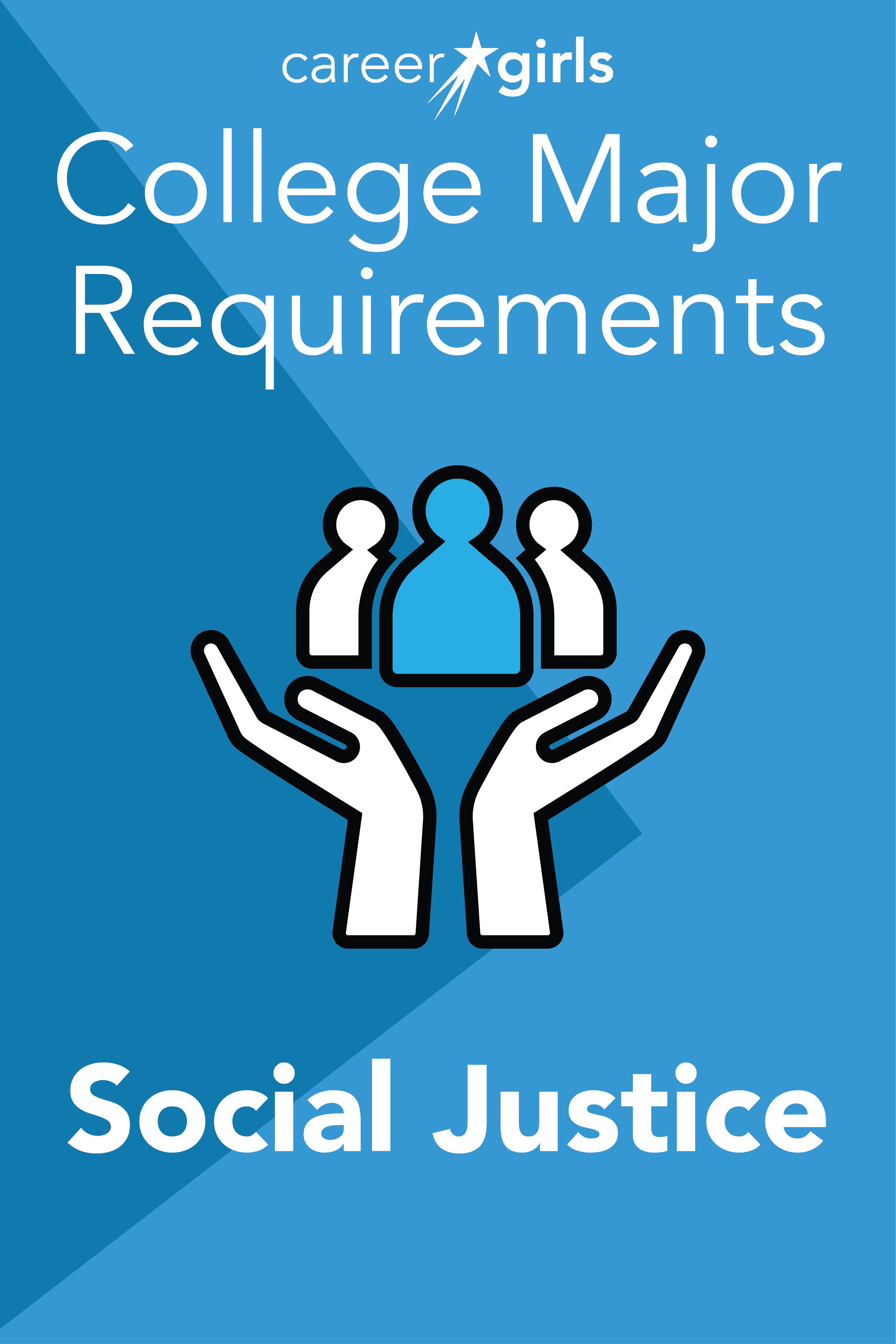 Social Justice Social Justice College Majors Justice