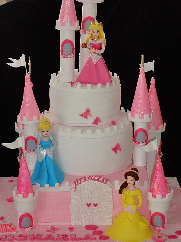 Wonderful Disney Princess Cake Cake Let Them Eat Cake