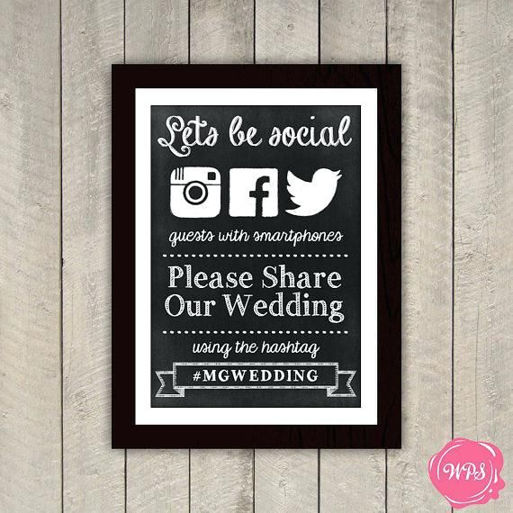 Instagram Wedding Sign Template Free Beautiful Amp Twitter Chalkboard Lapbook Templates Ideas