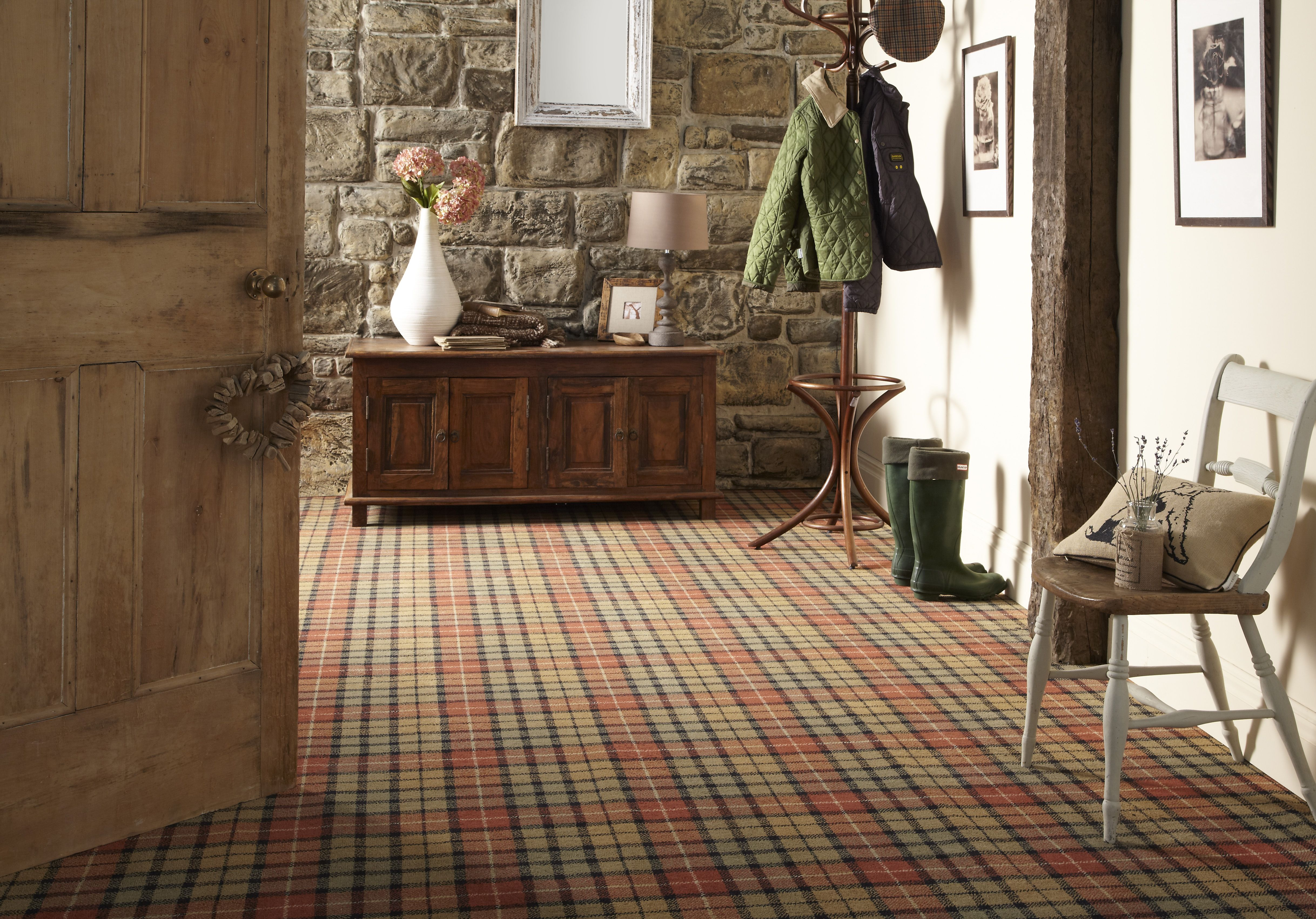 We Re Celebrating Nationatartanday In Style With Our Huge Range Of Tartan Carpets Available At Selected Retailers Homede Tartan Carpet Living Room Carpet