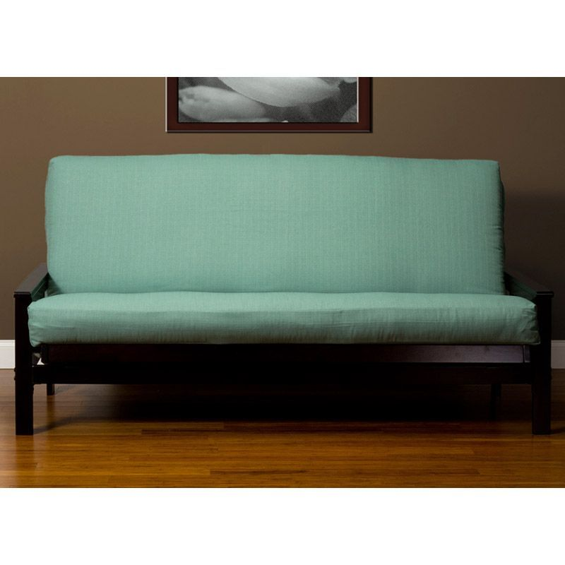 Found It At Www Dcgs Com Teal Linen Futon Cover Futonchairplayrooms
