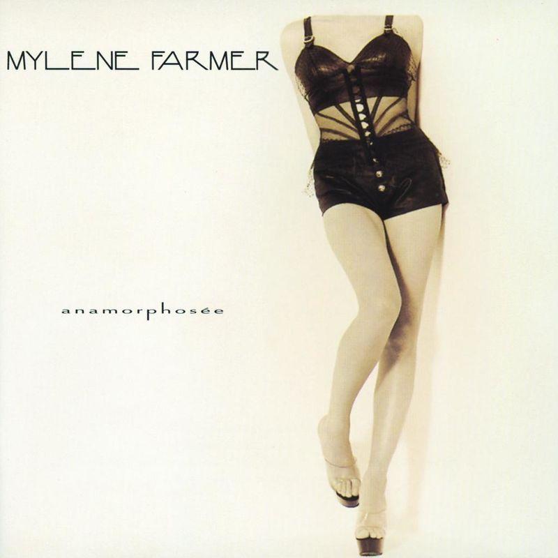 Tomber 7 Fois By Mylene Farmer Anamorphosee Farmer Mylene Vinyle Musique