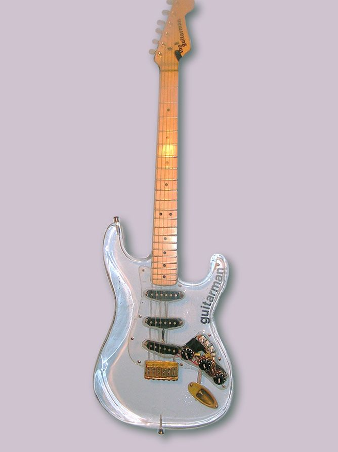 Nile Rodgers Chic-O-Caster