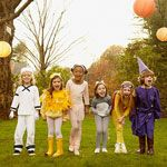 Throw a Backyard Halloween Party: Halloween Game: Balancing Act (via Parents.com)