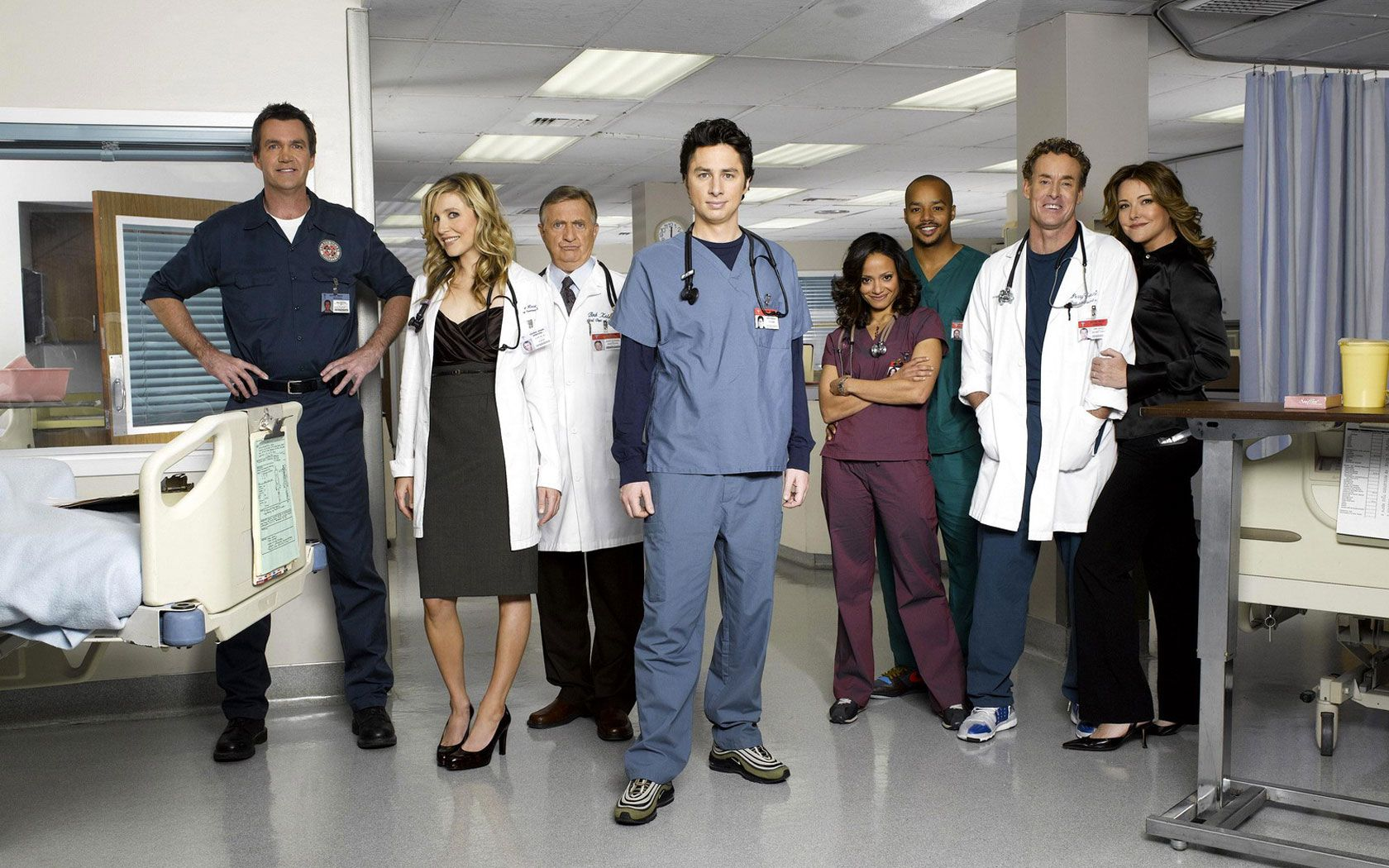 #Scrubs on #NCB and #ABC
