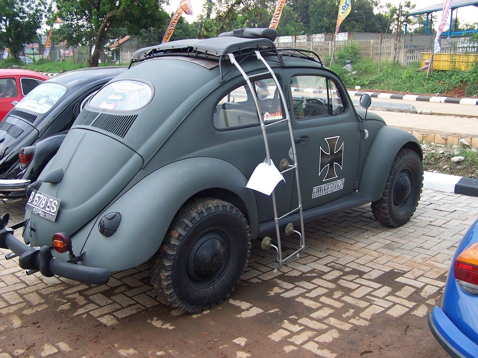 Vintage Volkswagen Indonesia Volkswagen Type Sedan Kafer Beetle