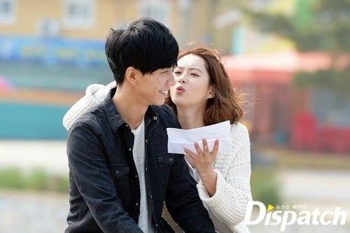 Lee seung gi and go ara dating