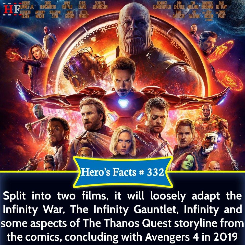 avengers infinity war facts #marvel #marvelcomics #marveluniverse