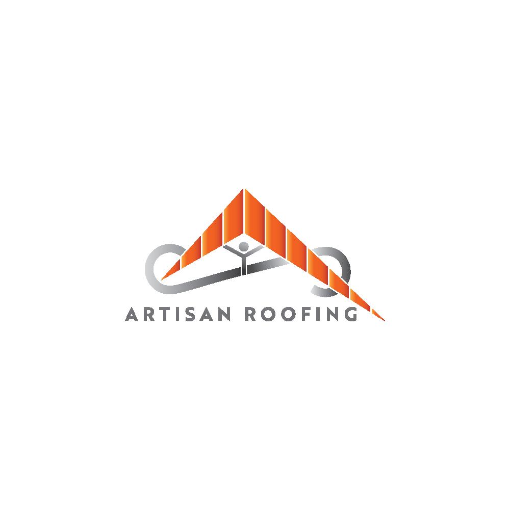 A New Brand Logo Design For Artisan Roofing Company Logodesign Logo Brandlogo Branding Design Logo Logo Design Online Logo Design