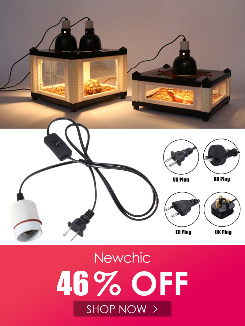 E27 Reptile Ceramic Heat Lamp Holder W Light Switch Socket Adapter Lamp Fitting In 2020 Lamp Holder Heat Lamps Light Switch