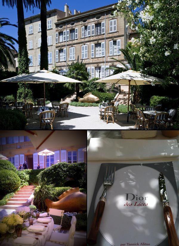 Hotspots da temporada em St. Tropez