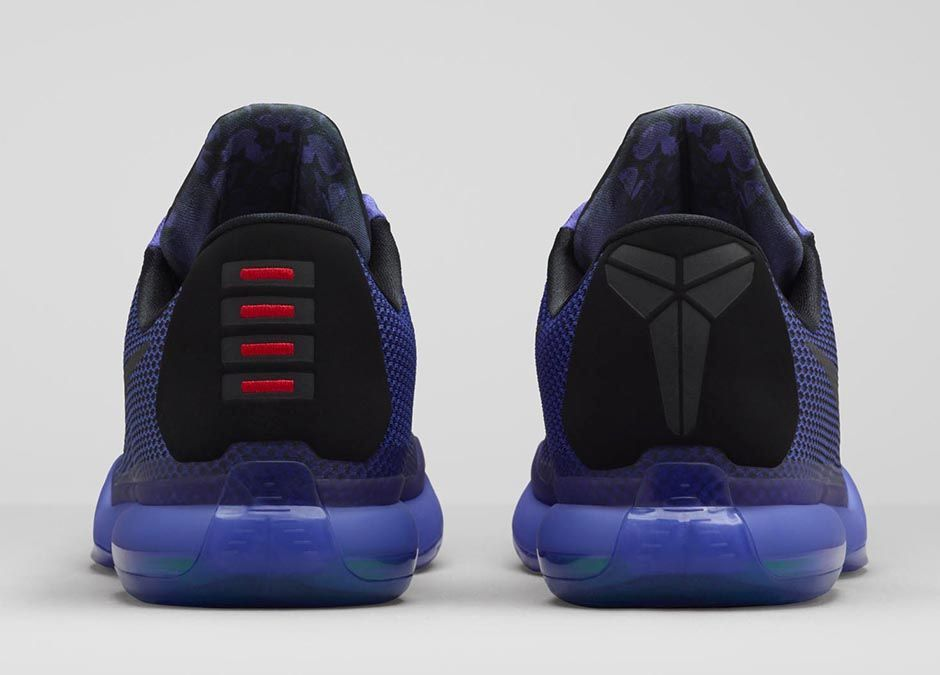 Nike Kobe X (Blackout) Black/Persian Violet-Vlt Authentic, brand new in the  original box pair of the Kobe X Blackout. A great colorway featuring Nike