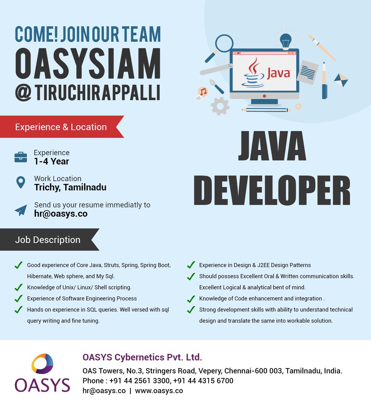 Java Developer Development Job Job Search