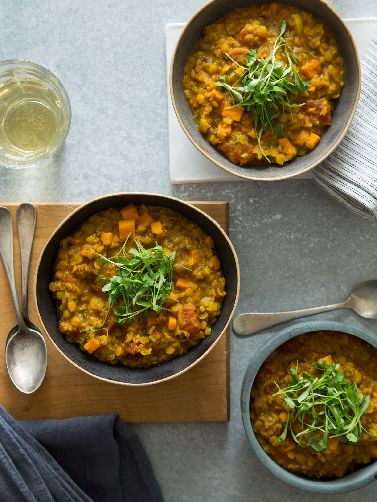 Masoor Dal (Stewed Red Lentils) Recipe Low carb
