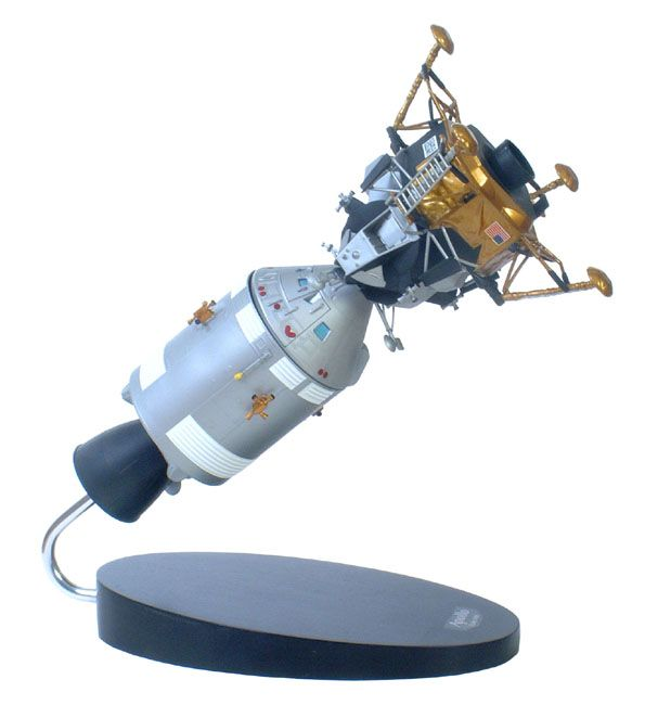 NASA Apollo Model - LEM - LCM & Capsule - 1/48 Scale Model | Space final frontier | NASA, Launch ...