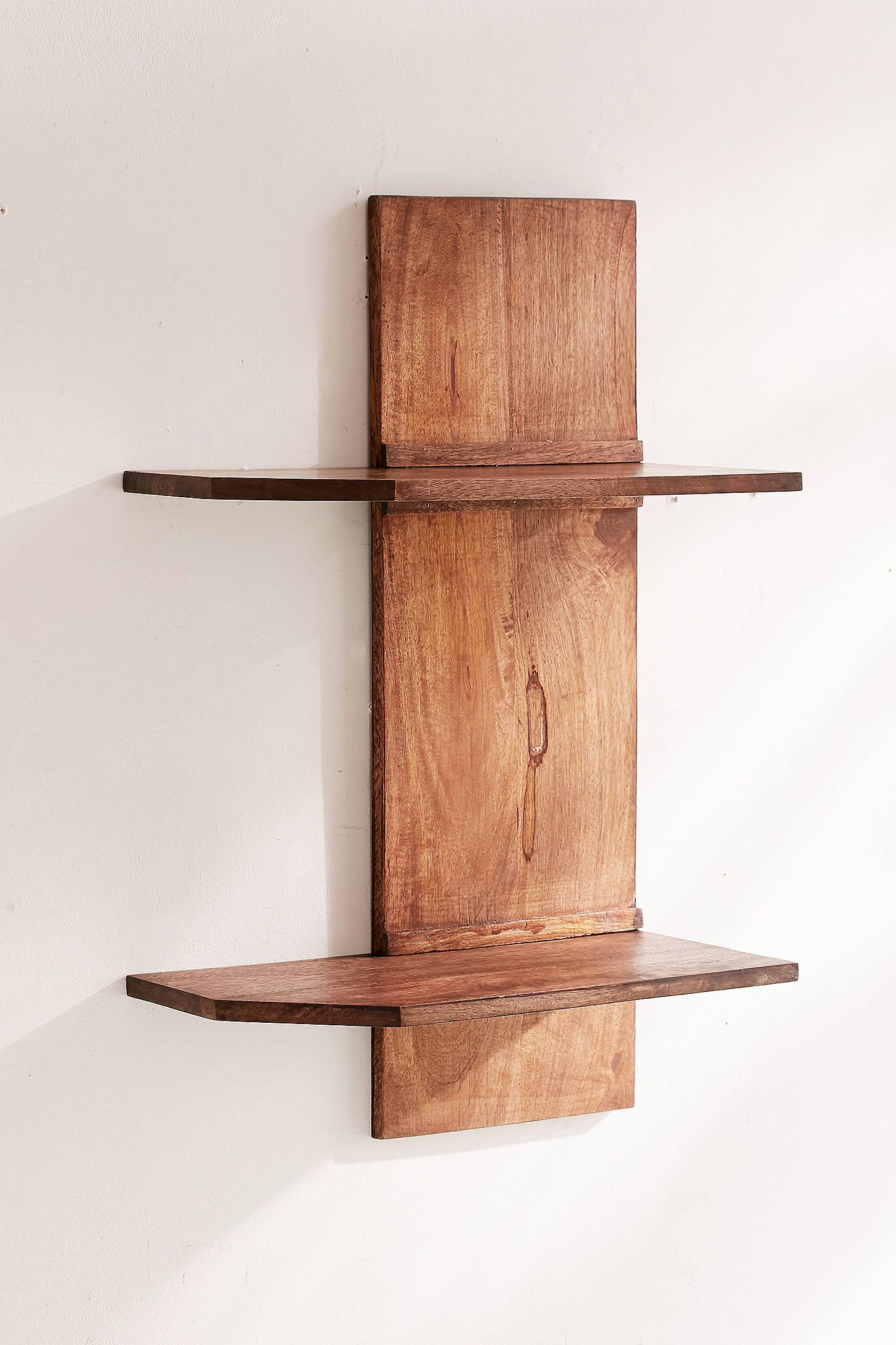 pirro double wall shelf
