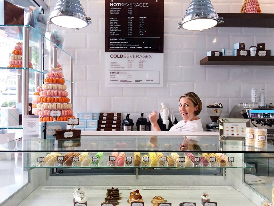Chef Andrea Of Bisous Bisous Patisserie Kate Weiser Chocolate West Dallas Trinity Groves Weiser Design Chocolate