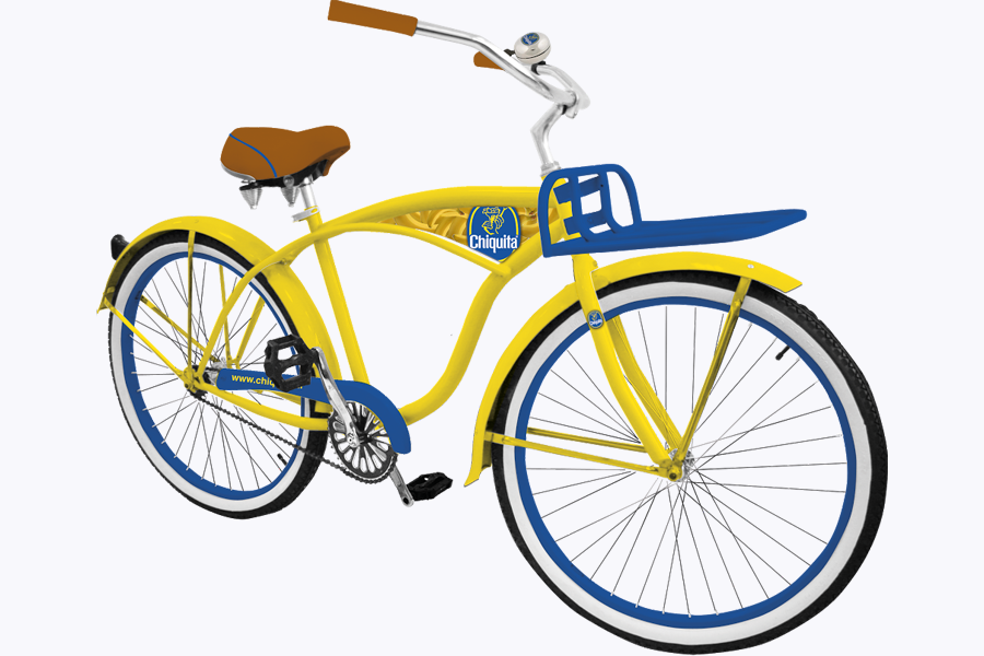 Chiquita - Bike | ☆ Bicyclesss ☆ | Pinterest