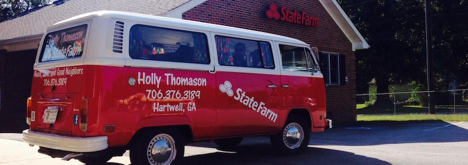 State Farm Holly Thomason Hartwell Ga Georgia Hartwellga