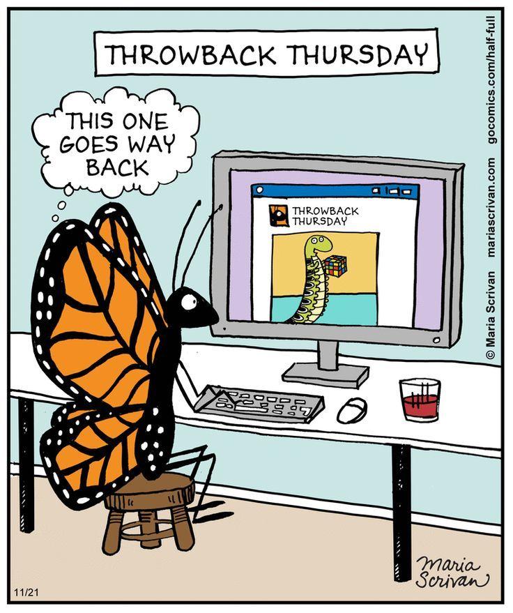 Throwback Thursday Thursday Humor Social Media Humor Throwback Thursday