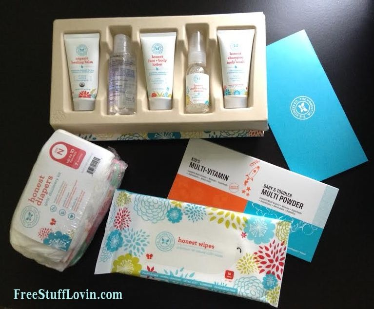 Honest Company Free Trial Freebies Freesample Freebabystuff