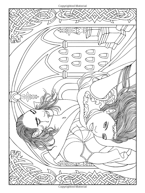 Amazon.fr - Vampires Coloring Book - Marty Noble - Livres ...