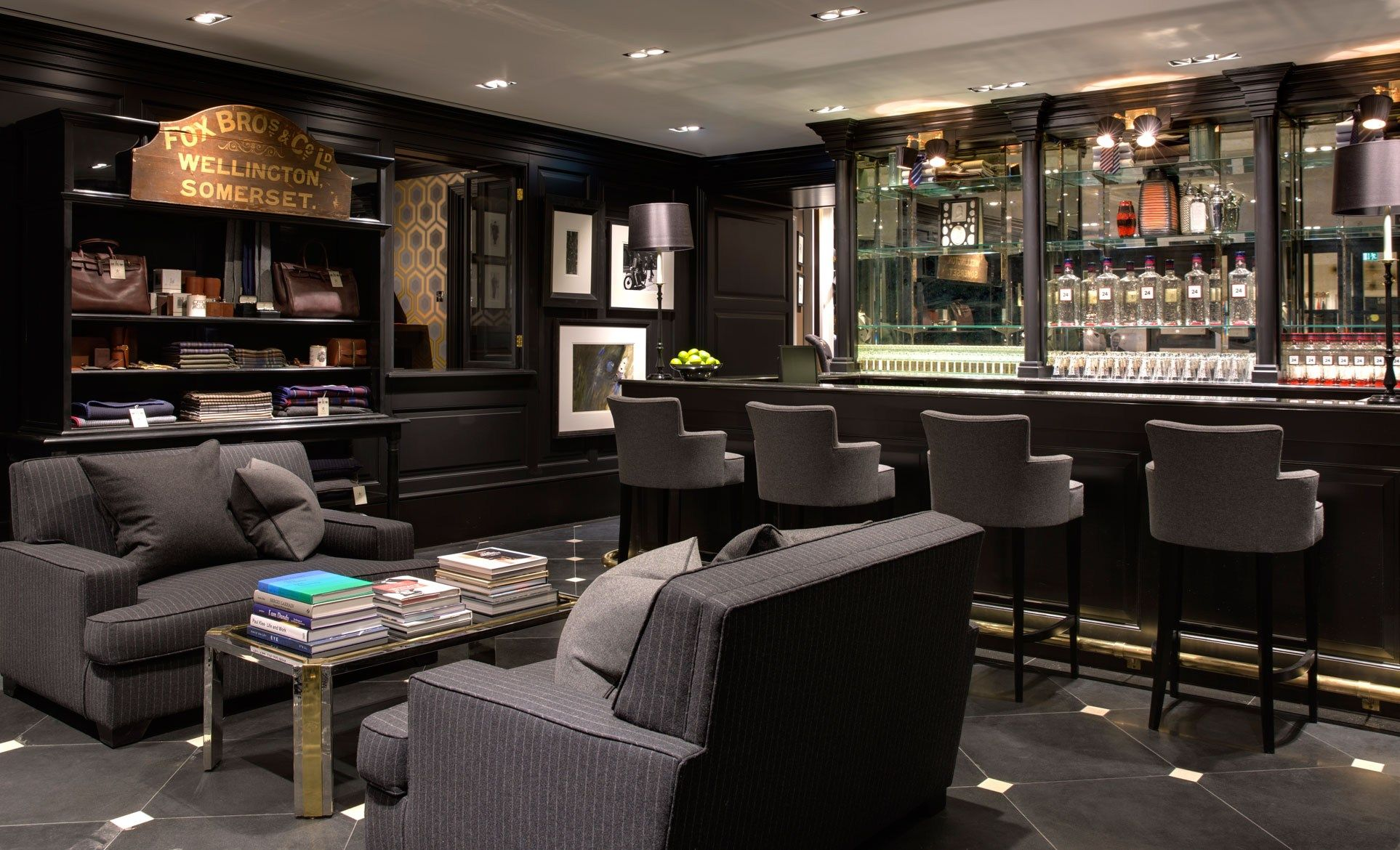 the most stylish places to eat and drink in london furniture decor