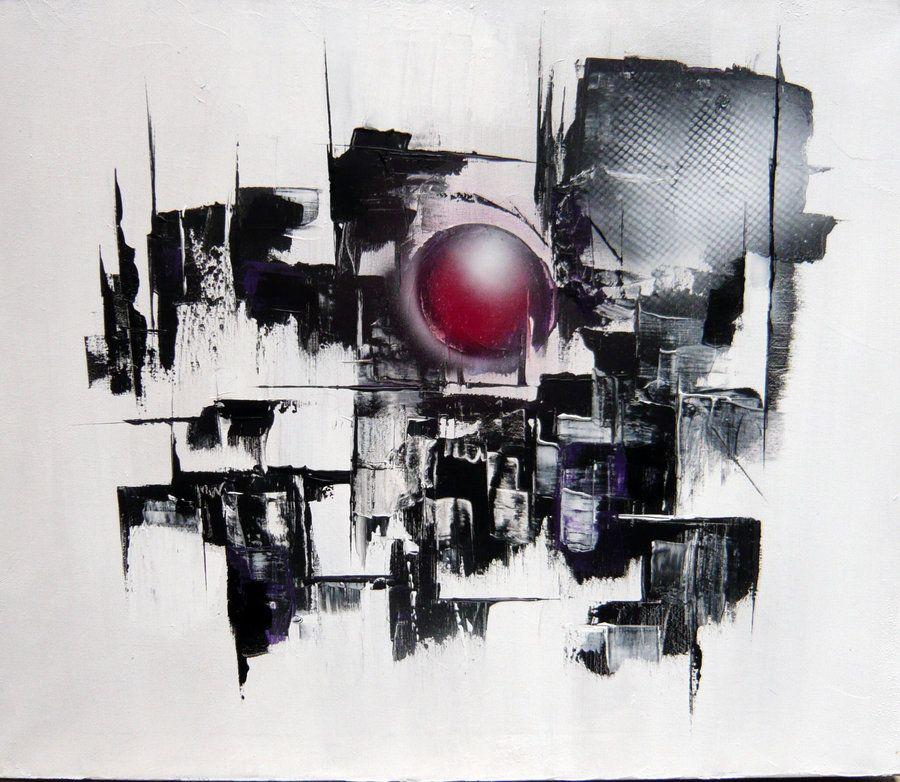 Radio Art Abstract
