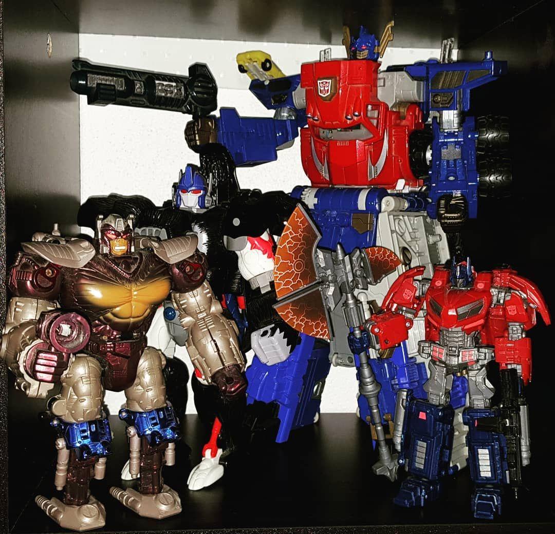 My Favourite Of The Primes Transformers Beastwars Armada Warf Skeleton Tower 7093 Warforcybertron Transformerstoys